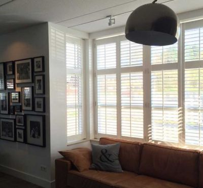American Shutters - Standardfenster