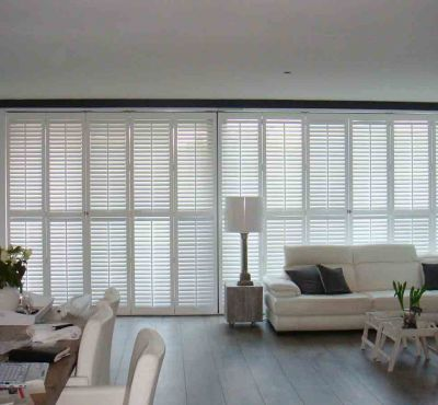 Fensterdekoration - American Shutters
